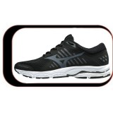 Chaussures De course Running  Mizuno Wave Stream M Noir Blc