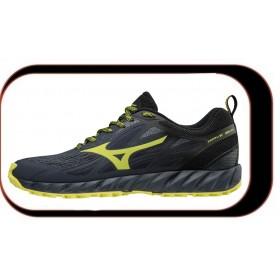 Chaussures De course Running Mizuno Wave IBUKI Homme