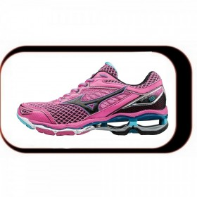 Chaussures De Course Running Mizuno Wave Creation....V18 Femme