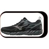 Chaussures De course Running Mizuno Wave IBUKI Homme Noir GTX