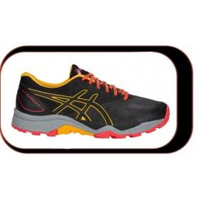 Chaussures De course Running Asics Gel Fuji Trabuco V6 Femme