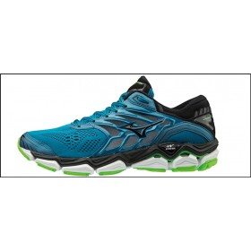 Chaussures De Course Running  Mizuno Wave Horizon 2M TurKish Black