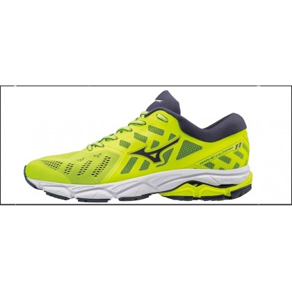 Chaussures De Course Running  Mizuno Wave Ultima 11 Homme Yellow