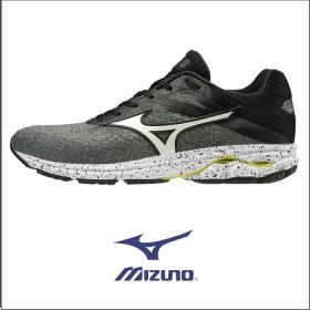 Chaussures De Course Running Mizuno Wave Rider V23 Gris Homme