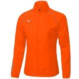 Coupe Vent Homme Mizuno Osaka Xind JKT Orange,  (veste de pluie respirante)