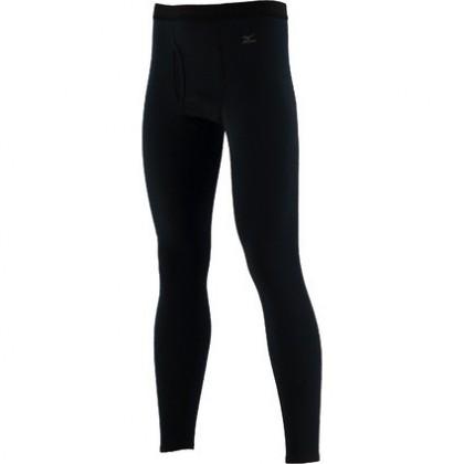 Collant Mizuno Noir Lycra Basic long tight