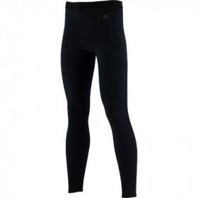 Collant Mizuno Noir Lycra Basic long tight