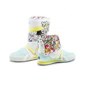 Chaussures Asics Onitsuka Tokidoki SnowTopia Blue