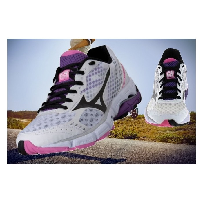 Connect Chaussures Women's Wave Mizuno Aproposport qCw7v