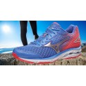 Chaussures De Course Running Women's Mizuno Wave Rider 19