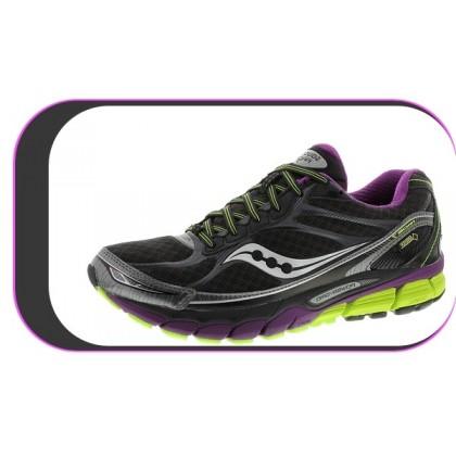Chaussures De Course Running Saucony Ride 7 GTX Femme