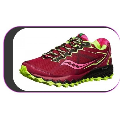 Chaussures De Course Running Saucony Perigrine V6