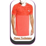 Tee semiess futur.. Puma Technique Homme