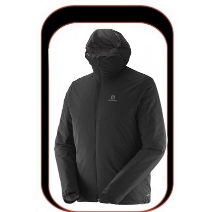 Insulated Jacket. Salomon Homme.
