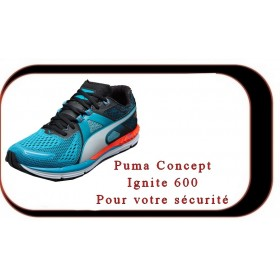 Chaussures De Course Running Puma Speed 600 Ignite Blue