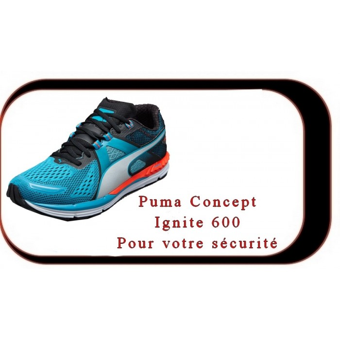 Puma Speed Aproposport 600 Chaussures Blue Running Course Ignite De qx6WptZ