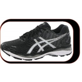 Chaussures De Course Running Asics Gel Nimbus 18 M Blc Carbon