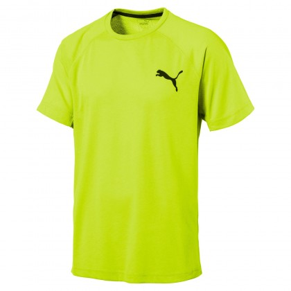 ADTSHIRT PUMA AT DRI RELEASE SS TEE FLUO CARLINE