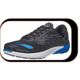 Chaussures De Course Running Brooks Pure Cadence V5 Homme Noir Bleu