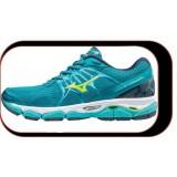 Chaussures De Course Running  Mizuno Wave Horizon.. Femme