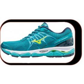 Chaussures De Course Running  Mizuno Wave Horizon...V2 Femme