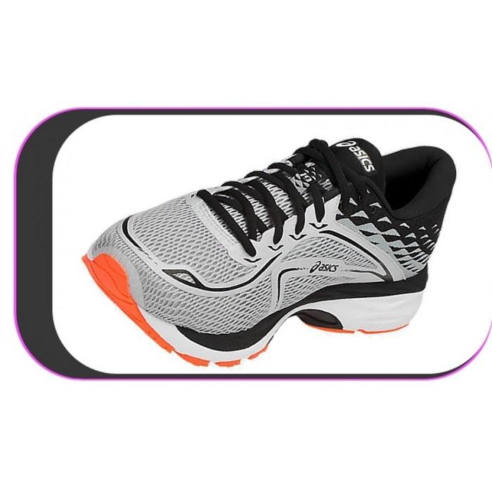 Détails sur Chaussures De Course Running Asics Gel Cumulus 19 Gris M Référence : T7B3N 9601