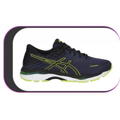 Chaussures De Course Running Asics Gel Cumulus 19 Bleu M