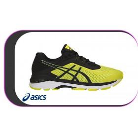 Chaussures De Course Running Asics Gel Gt 2000 V6 M Jaune