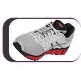 Chaussures Gel Quantum 180  V2 MIX M Gris