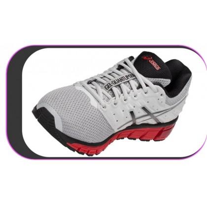 Chaussures Gel Quantum 180  V2 MIX M Gris Clair