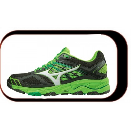 Chaussures De Course Running Mizuno Wave Mujin...V4 Homme