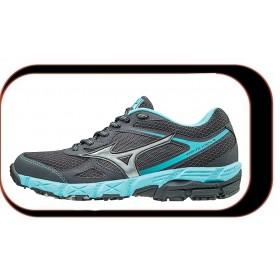 Chaussures De Course Running Mizuno Wave Kien 4 Trail Femme